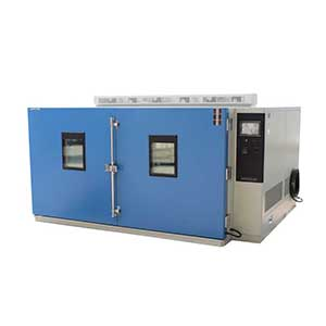步进式高低温试验箱 双开门高低温